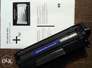 Laser toner HP 12 A ( 1010,1015,1018,1020,1022,3015 )