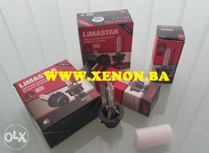 LIMASTAR PREMIUM XENON D2S 5000K 6000K