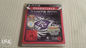 Saints Row 3 The Third (PS3 - Playstation 3)