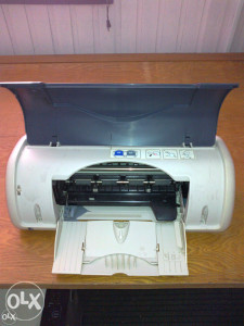 Printer HP desk jet 3420