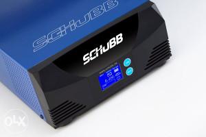 SCHUB 600LCD Pretvarač punjač za peći grijanje