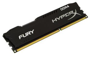 RAM DDR4 8GB 2666MHz HyperX Fury KINGSTON (3219)