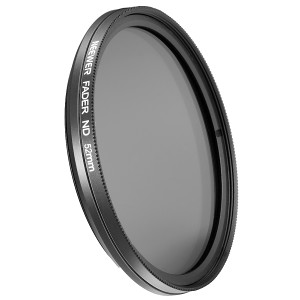 Filter 52mm ND Fader Neutral  (ND2 to ND400)