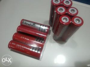 Baterije Baterija Punjava 18650 4200mAh Li-ion 3.7V