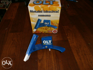Izbacivac sjemena OLT za mehanicku sijacicu sijacica