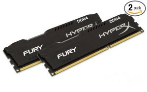 Kingston Fury 2 x 8 GB 2400 MHz DDR4