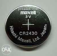 Litijumska Baterija MAXELL CR2430 3v