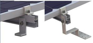 Nosači za jedan solarni panel