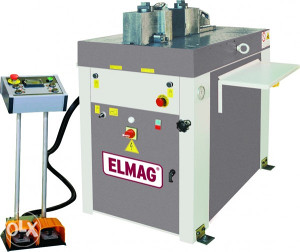 Hidraulicni biger presa ELMAG ABP22