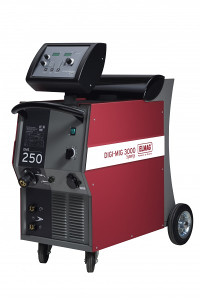 Aparat za varenje ELMAG DIGI-MIG 3000 SYNERGY / DMS 250
