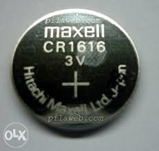 Litijumska Baterija MAXELL CR1616 3v