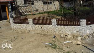 Aluminijska ograda dvorisna 60km
