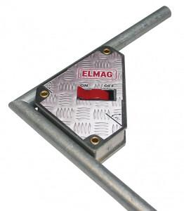 Vinkel magnetni za varenje ELMAG 45°/135, 90°