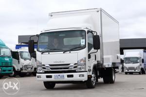 ISUZU N Serija, novi kamioni