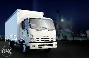 ISUZU F Serija, novi kamioni