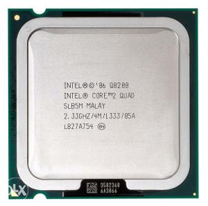 Intel Core2Quad Q8200 4x2.33GHz