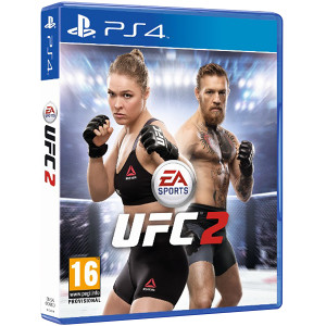 UFC 2 (PlayStation 4 - PS4)