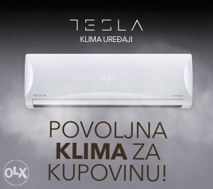 TESLA klima INVERTER 18-ka TC51H3-18410IA 5.2kW