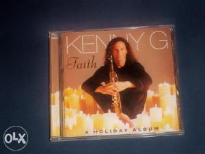 CD Kenny G - Faith