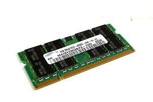 DDR2 laptop 2GB