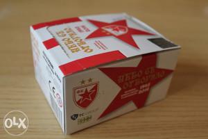 Nebo se otvorilo (FK Crvena zvezda) - kutija 50 kesica