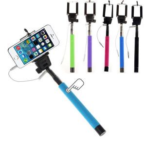 SELFIE Stick >>> Selfi štap sa kablom i okidačem !!!