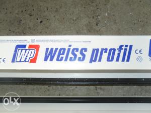 PVC PROFIL WEISS