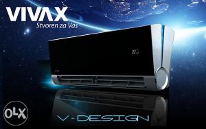 VIVAX 18-ka INVERTER do -20°C ACP-18CH50AEVI WiFi klima