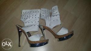 Sandale bijela Velicina 38