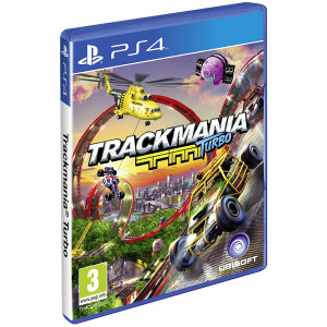 Trackmania Turbo (PlayStation 4 - PS4)
