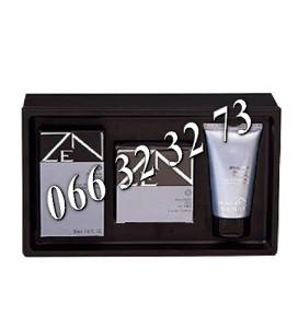 Shiseido Zen Men 50ml + 50ml AS + 50ml SG M 50 ml