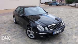 Mercedes e 320 cdi avangard 2006