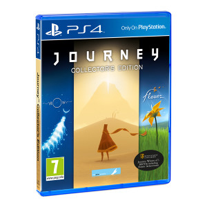 Journey Collectors Edition (PlayStation 4 - PS4)