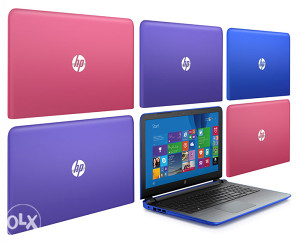 HP 15-ac10x DUALCORE Intel 4GB 500G Win10 !!!