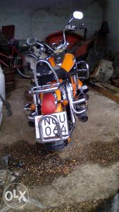 Motor Lifan 120