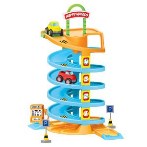 AKCIJA! Dolu Spiralna autostaza,autići,razne igračke