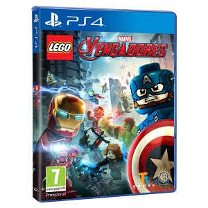 LEGO Marvel Avengers (PlayStation 4 - PS4)