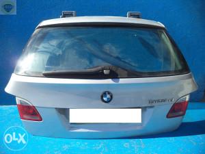 BMW E60-zadnja hauba,gepekt (ostali dijelovi)