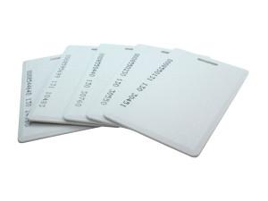 RFID EM / mifare kartica kartice 125kHz, 13.56Mhz