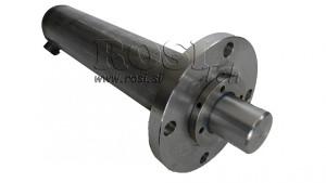 Hidraulični cilinder 80/50 FLANGE hod od 300 do 800mm