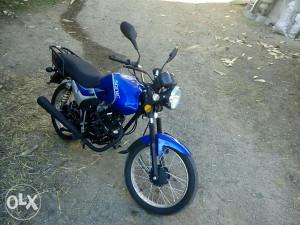 Motocikl Sonic 2014 godiste 124ccm
