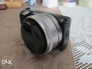 Sony Alpha NEX-5N+Sony E-mount 2.8/16mm