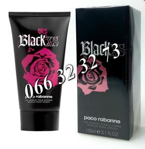 Paco Rabanne Black XS 150ml Shower Gel ... Ž 150 ml
