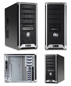 Intel i5 750 2.66-3.20GHz CM Elite GAMER