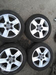 """Aluminijske felge Audi 16"""" dijelovi, far, branik"""