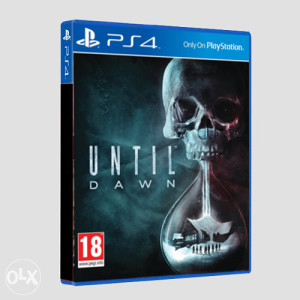 Until Dawn (PlayStation 4 - PS4)