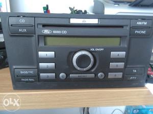 Ford Focus II audio sistem