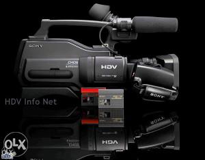 Kamera sony hd,REFLEKTOR LED,DVIJE BATERIJE I PUNJAC
