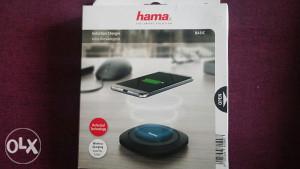 Hama bežični punjač za mobitele IC punjač iPhone 7 ,s7