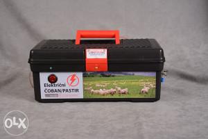Električni pastir - čoban Economic čobanica ograda